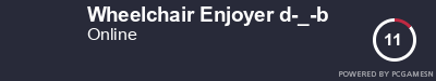 Steam Profile badge for أندرو: Get your our own Steam Signature at SteamProfile.com