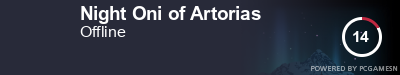 Steam Profile badge for Night Oni of Artorias: Get your our own Steam Signature at SteamProfile.com