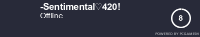Steam Profile badge for EjFox666: Get your our own Steam Signature at SteamProfile.com