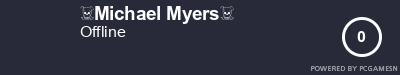 Steam Profile badge for ☠ Michael Myers ☠: Get your our own Steam Signature at SteamProfile.com