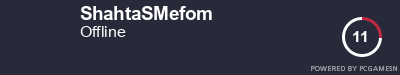 Steam Profile badge for Рыгля: Get your our own Steam Signature at SteamProfile.com