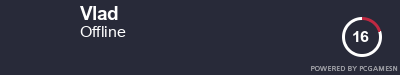 Steam Profile badge for Алексей: Get your our own Steam Signature at SteamProfile.com