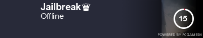Steam Profile badge for Jailbreak♛: Get your our own Steam Signature at SteamProfile.com