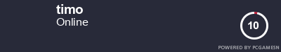 Steam Profile badge for 提莫: Get your our own Steam Signature at SteamProfile.com