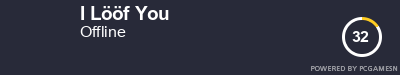 Steam Profile badge for ♥lil UwU♥: Get your our own Steam Signature at SteamProfile.com